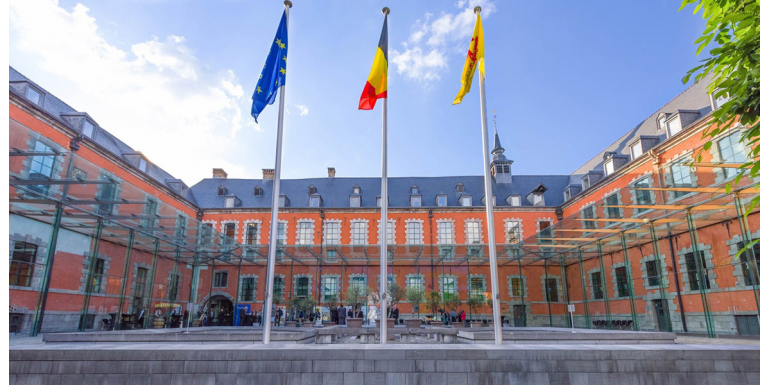 batterX® in the parlement of Wallonia